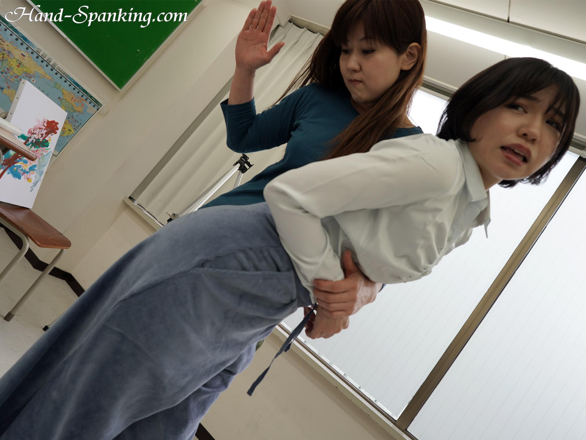 Girls-Spanked-@-Sound-Punishment Spanking Photos