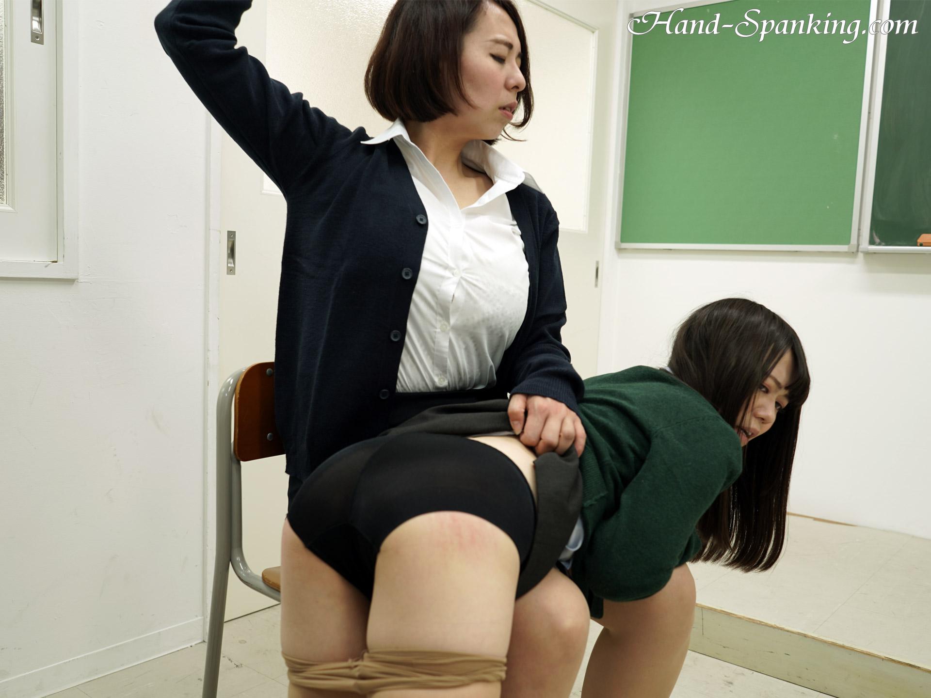 Girls-Spanked-@-Sound-Punishment Only Spanking